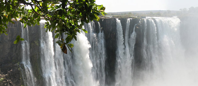 Zambia, the thrill seekers paradise