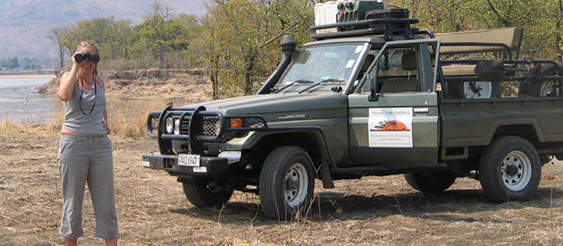 Thorn Tree Safaris - Livingstone accommodation - Zambia